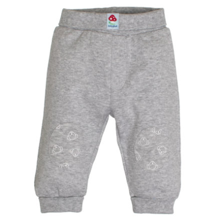 SALT AND PEPPER Pantalon de Boys jogging Baby luck gris mélangé