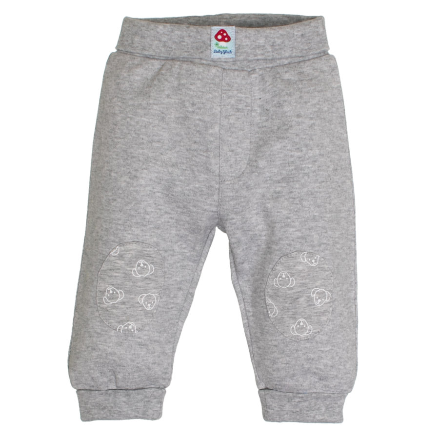 SALT AND PEPPER BabyGlück Boys Jogginghose grey melange