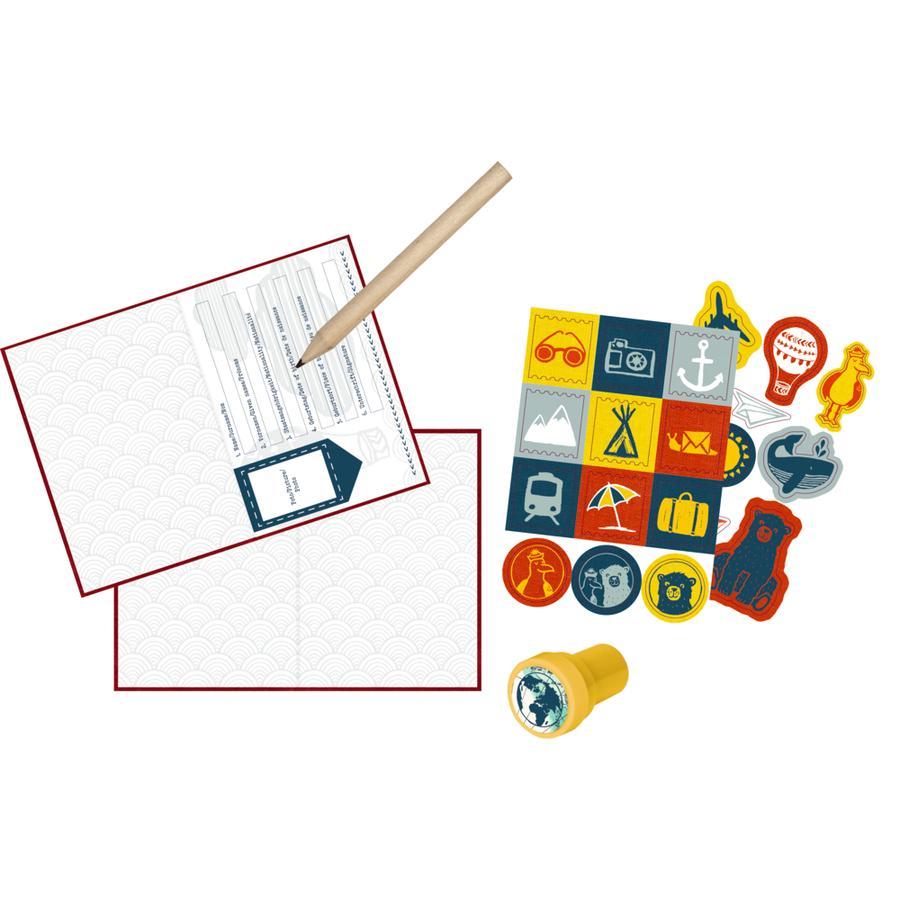 COPPENRATH Reisepass-Set Reisezeit Kids