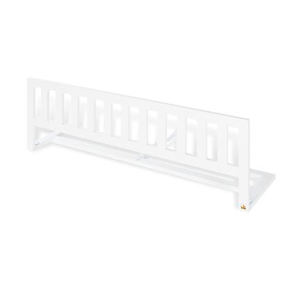 Pinolino Protector de cama Comfort blanco mate
