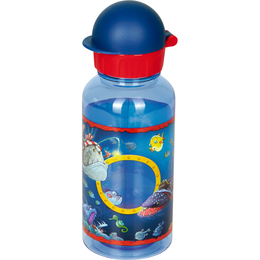 COPPENRATH Trinkflasche (Tritan/0,4 l) Capt'n Sharky Tiefsee
