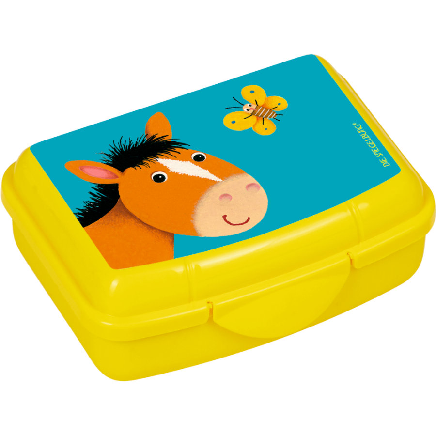 COPPENRATH Mini Snackbox Cheeky Horse Cheeky Rattle Gang