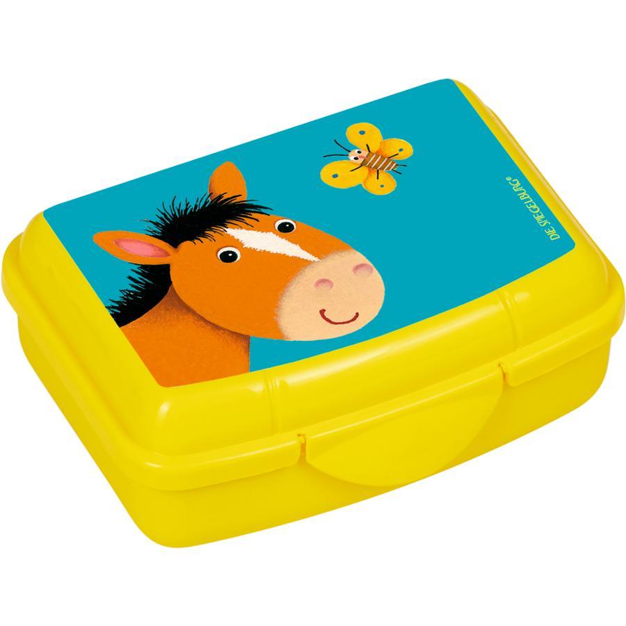 COPPENRATH Mini Snackbox Pferd Freche Rasselbande