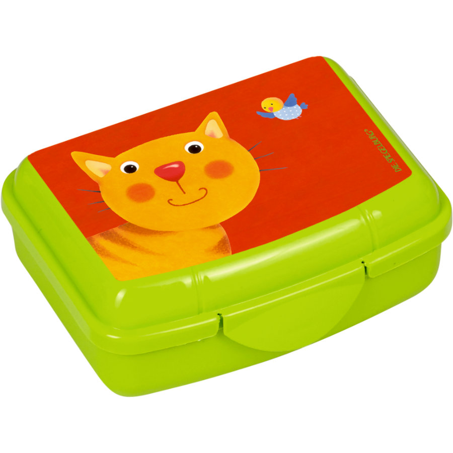 COPPENRATH Mini Snackbox Katze Freche Rasselbande