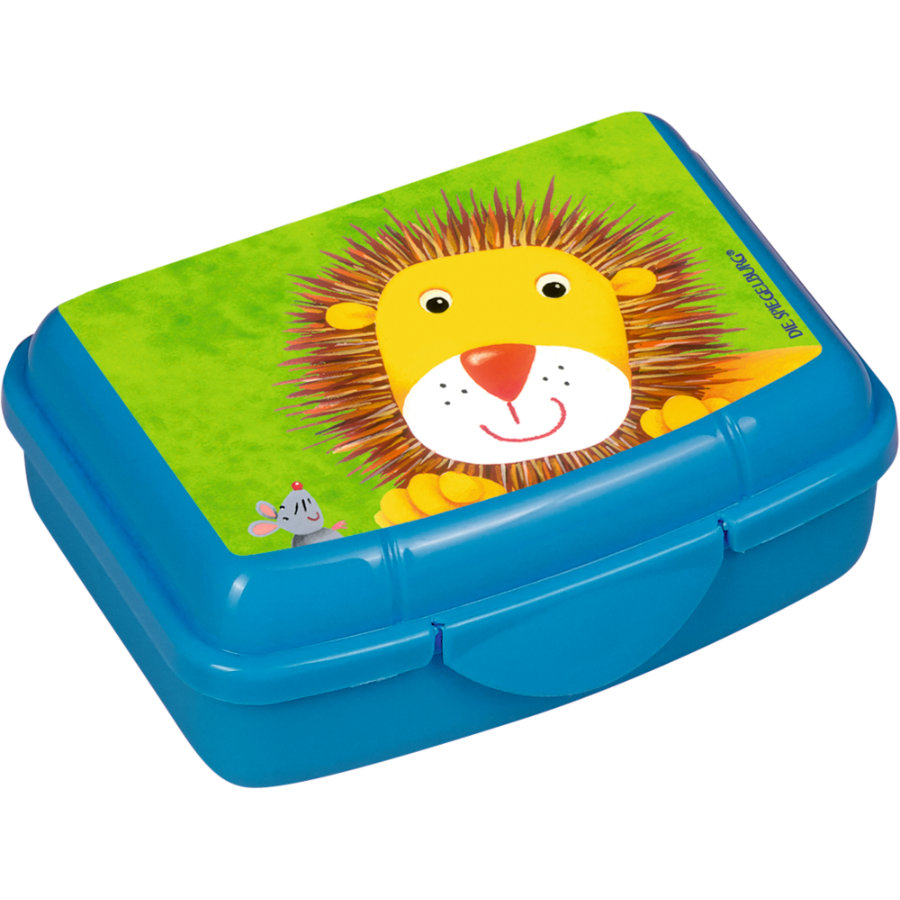 COPPENRATH Mini Snackbox Lion Lion Cheeky Rattle Gang