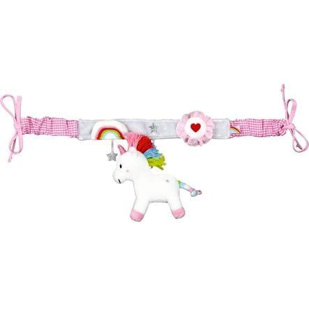 COPPENRATH catena di carrozzina unicorno Baby fortuna unicorno