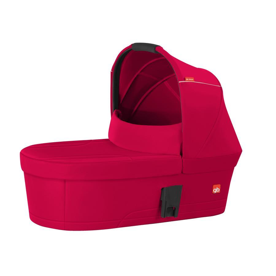 gb Nacelle pour poussette Cherry rouge/rouge
