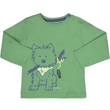 STACCATO Boys Langarmshirt Hund grün
