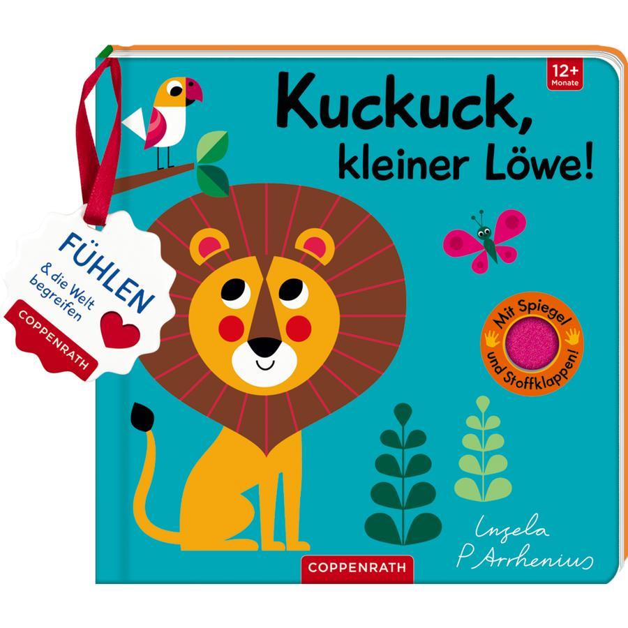 COPPENRATH Mein Filz-Fühlbuch: Kuckuck, kleiner Löwe!