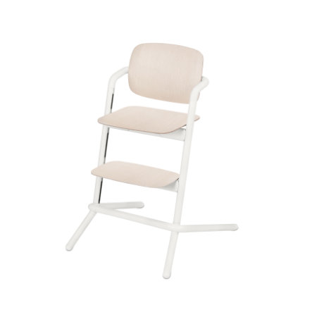 Cybex Lemo Chair Wood Porcelaine White 2019