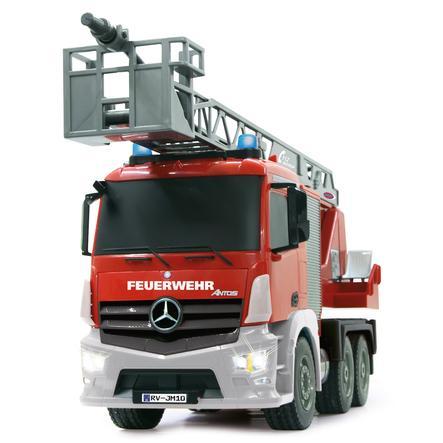 JAMARA Mercedes Antos mit Feuerwehr Drehleiter 1:20 2,4G