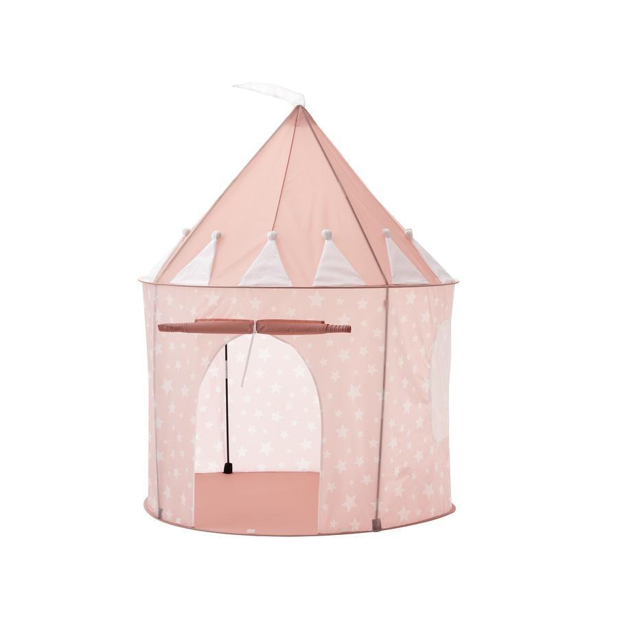 Kids Concept® Tente de jeu étoile rose