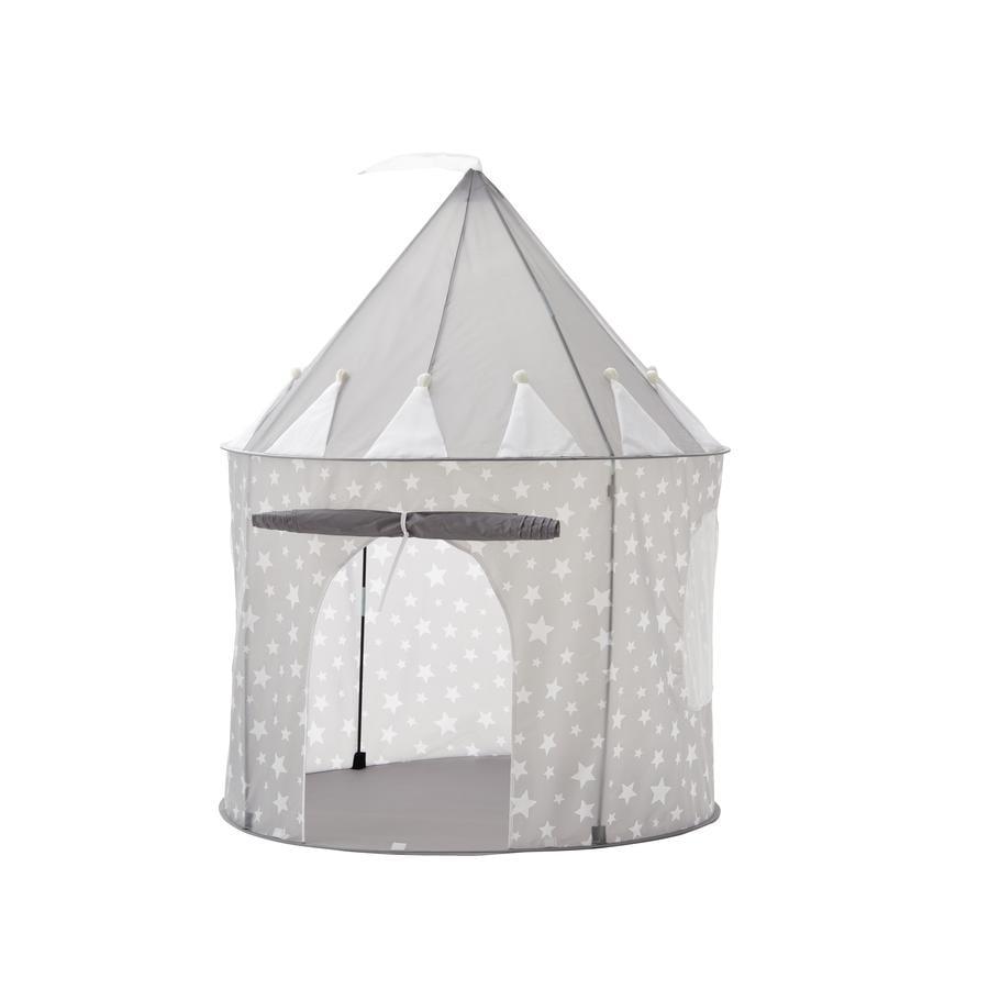 Kids Concept® Carpa Estrella gris