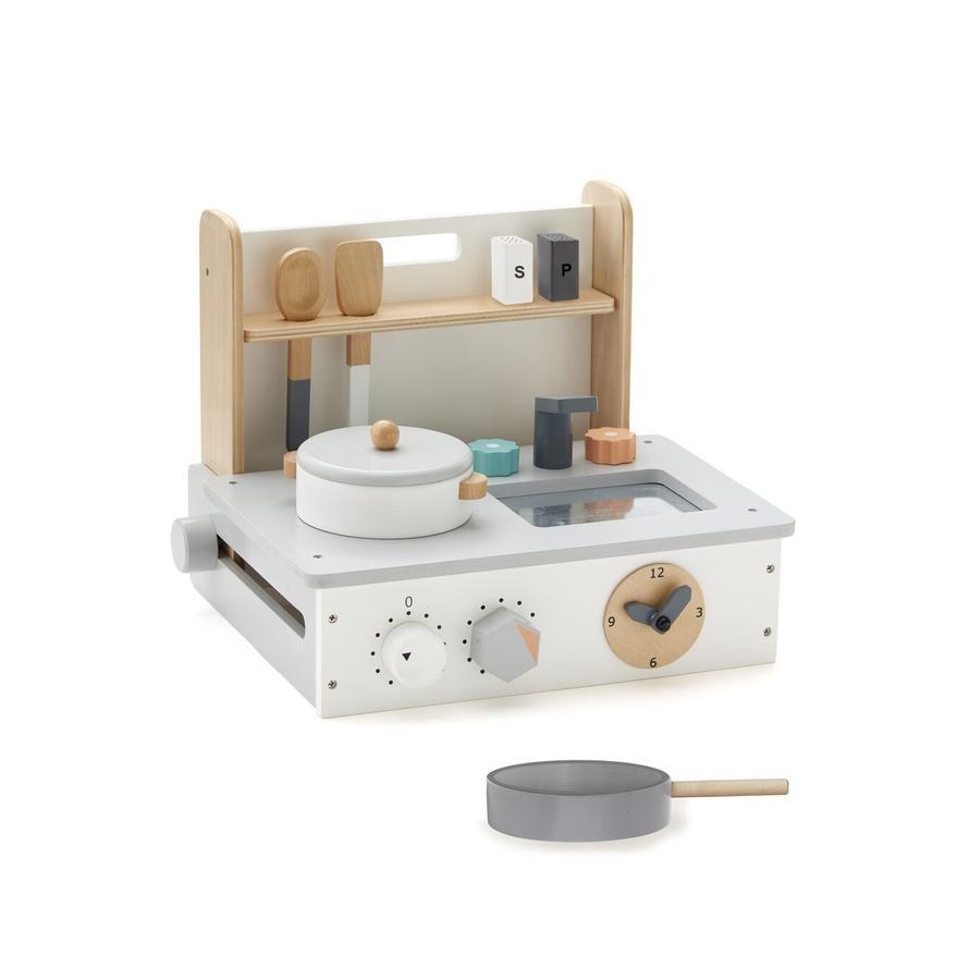 Kids Concept® Cocinita de mesa plegable
