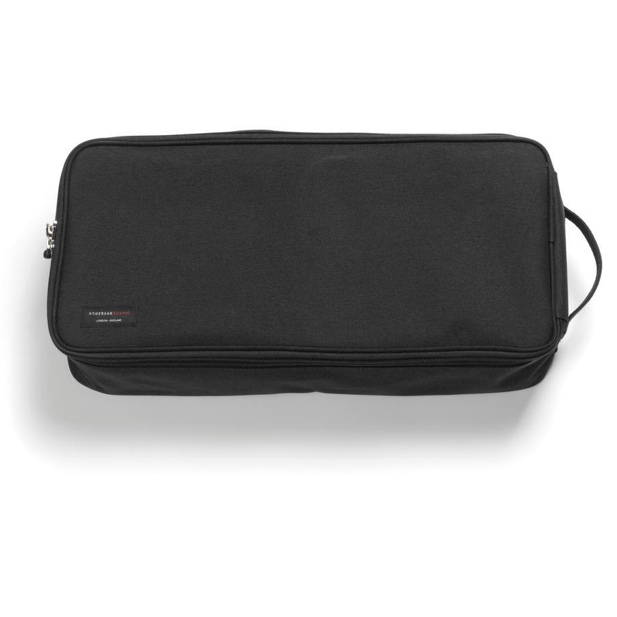storksak Box di stoccaggio per borsa fasciatoio Black