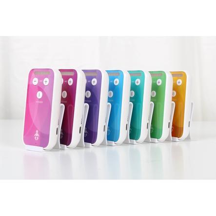 CAPiDi Babyphone kryt fialová
