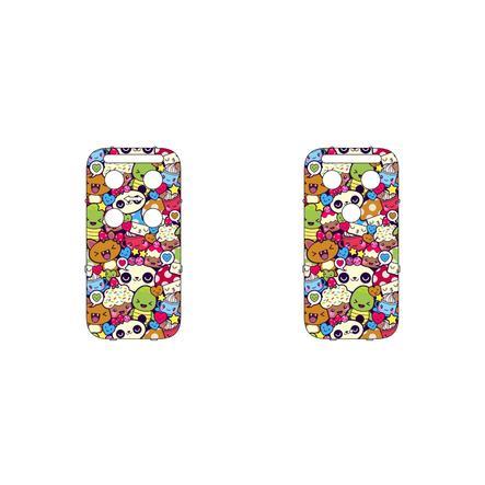 CAPiDi Cache pour babyphone toys multicolore