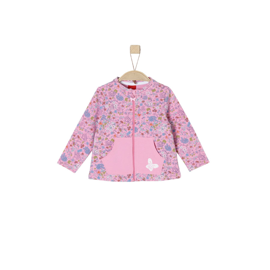 s.Oliver Sweatshirt light pink