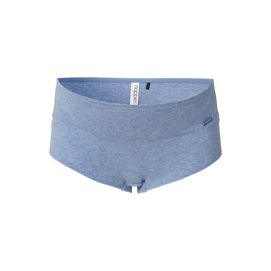 noppies Panty Cotton Blue Melange Hipster Panty Blue Melange
