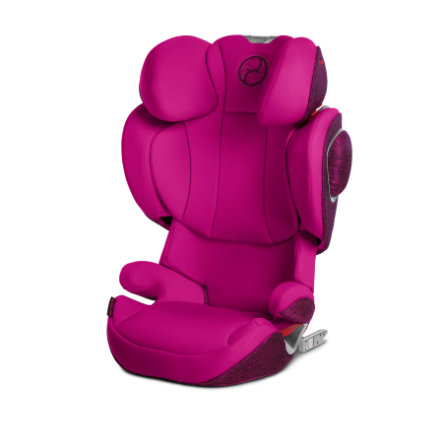 cybex PLATINUM Kindersitz Solution Z-fix Passion Pink-purple