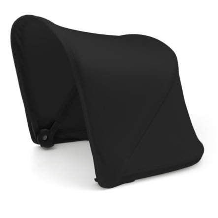 bugaboo Canopy extensible pour poussette Fox noir collection Core