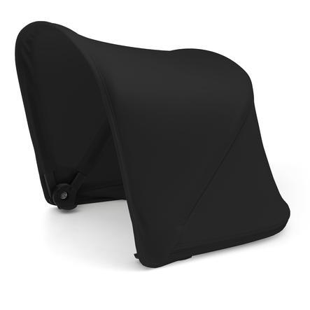 bugaboo Uitbreidbare Zonnekap Fox Black - Core Collection