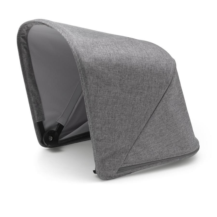 bugaboo erweiterbares Sonnendach Fox Grey Melange - Premium Collection