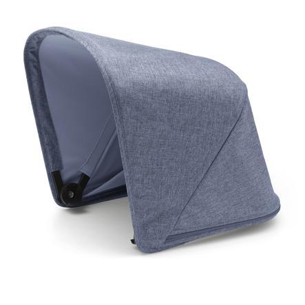 bugaboo utslagbar solkalesje Fox Blue Melange - Premium Collection