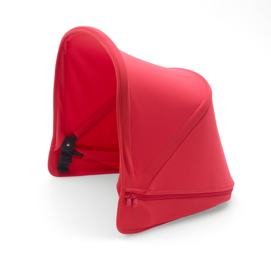 bugaboo Donkey 2 solkalesje Neon Red - Core Collection