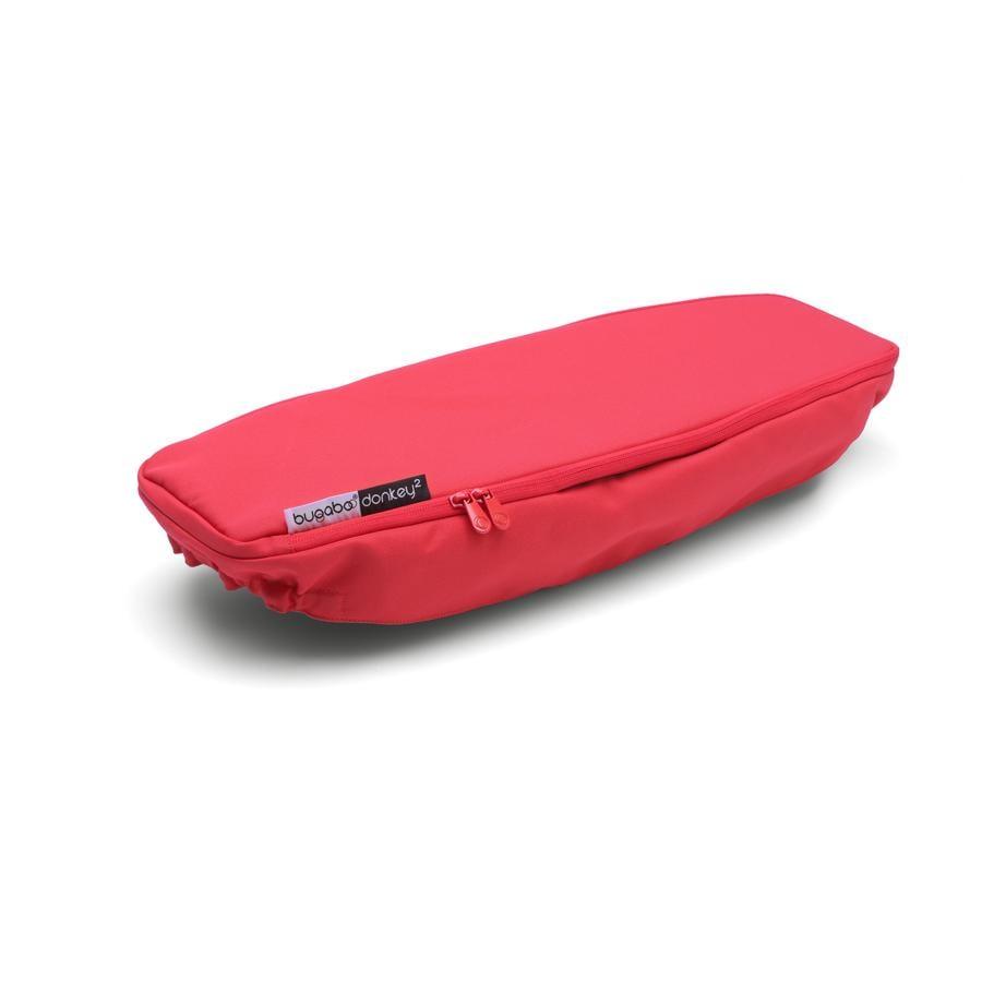 bugaboo Housse pour panier latéral Donkey2 rouge néon collection Core
