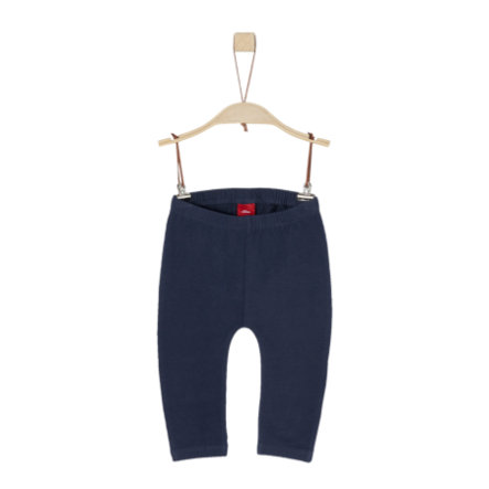 s.Oliver Sweatpants dark blue