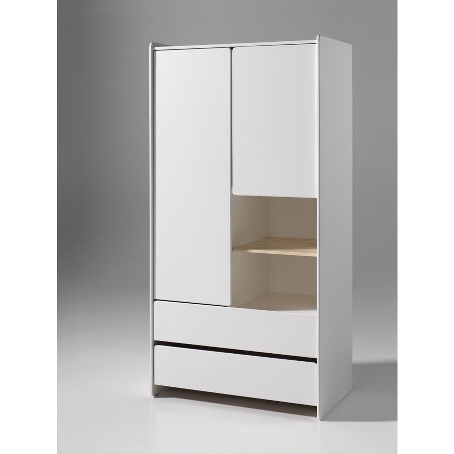 VIPACK šatní skříň Kiddy dvoudveřová