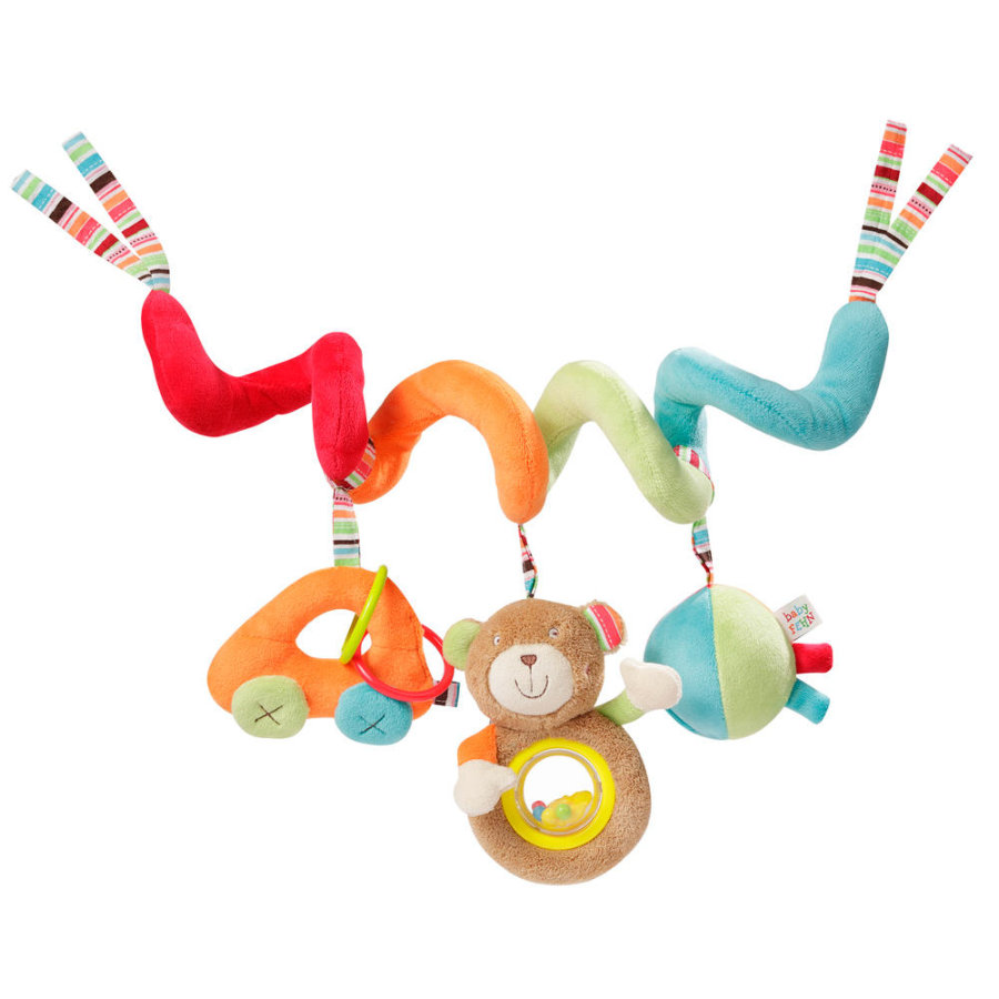 fehn® Activity-Spiraal Teddy groot