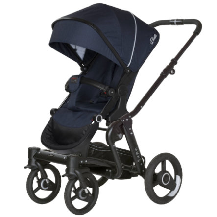 Hartan Kinderwagen Sky GTX s.Oliver Little Dream (764) frame zwart