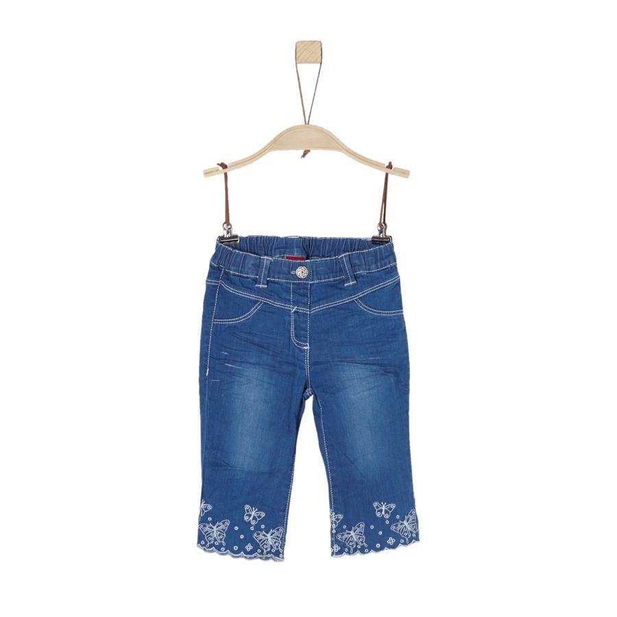 s.Oliver Girl s Jeans blue denim.