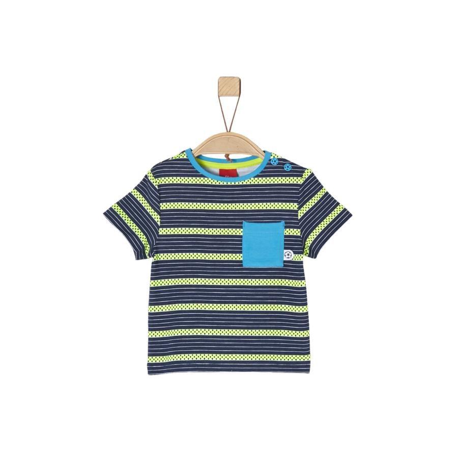 s.Oliver Boys T-Shirt donkerblauw