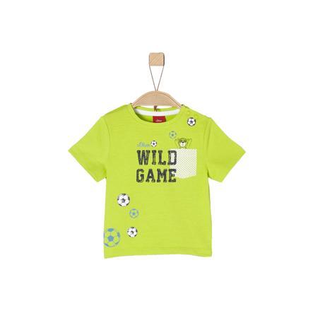 s.Oliver Boys T-Shirt light green
