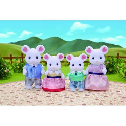 Sylvanian Families® Mäuse: Familie Marshmallow