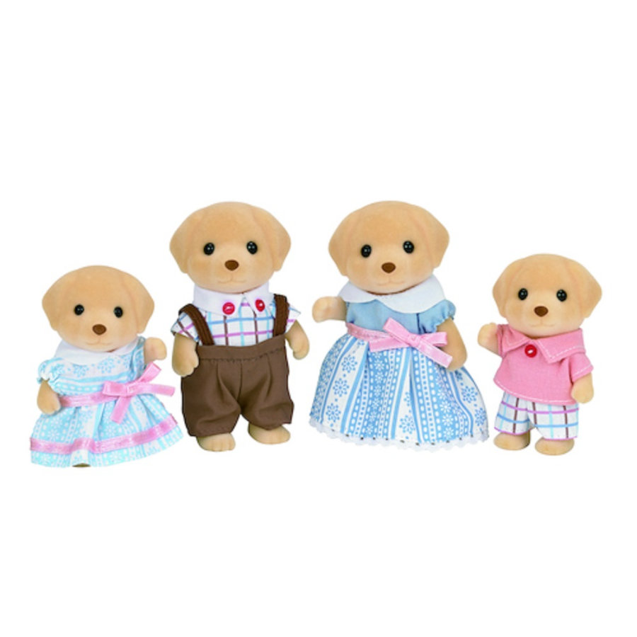 Sylvanian Families® Figurine  famille labrador 5182
