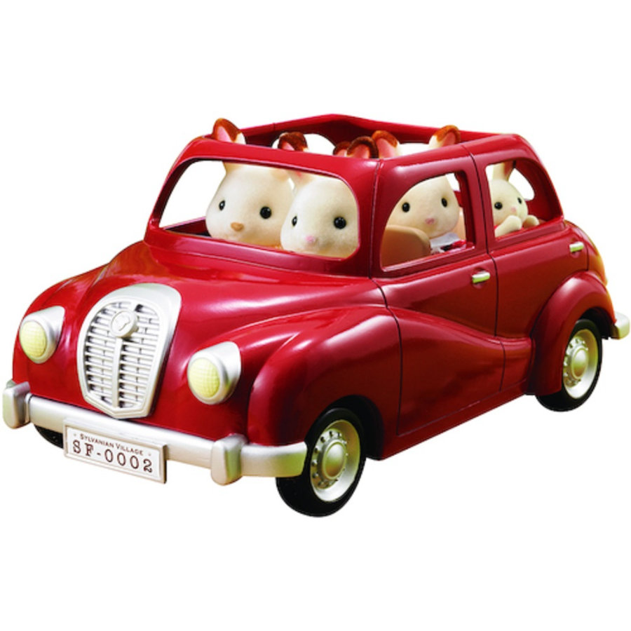 SYLVANIAN FAMILIES Vehicles - Family Saloon Car