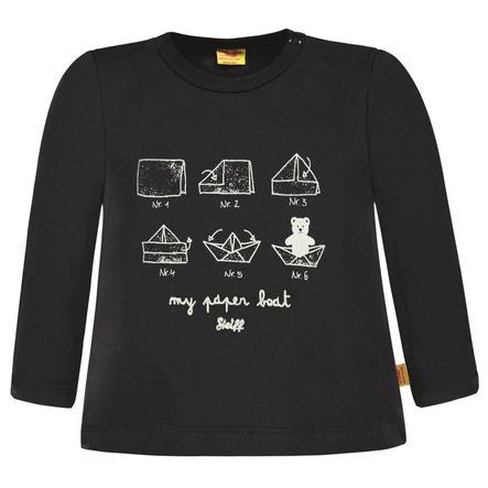 Steiff Chlapecké tričko s dlouhým rukávem, marine