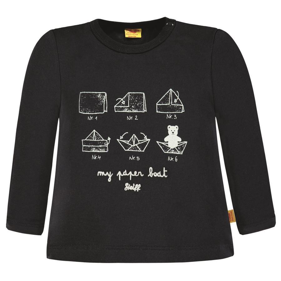 Steiff Poikien pitkähihainen paita, marine