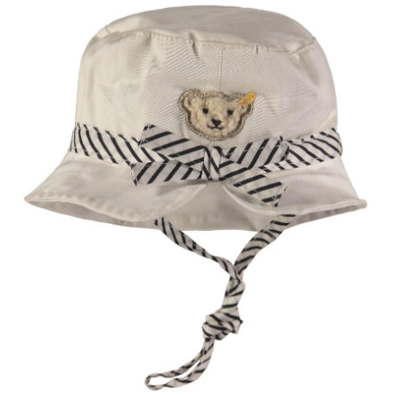Steiff Girl Sombrero de copa, blanco