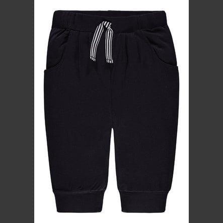 Steiff Girl pantaloni da sudore 3/4 di lunghezza, blu scuro