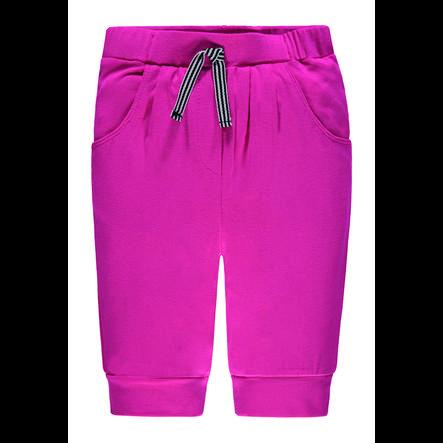 Steiff tyttöjen housut 3/4 pituiset, vaaleanpunaiset