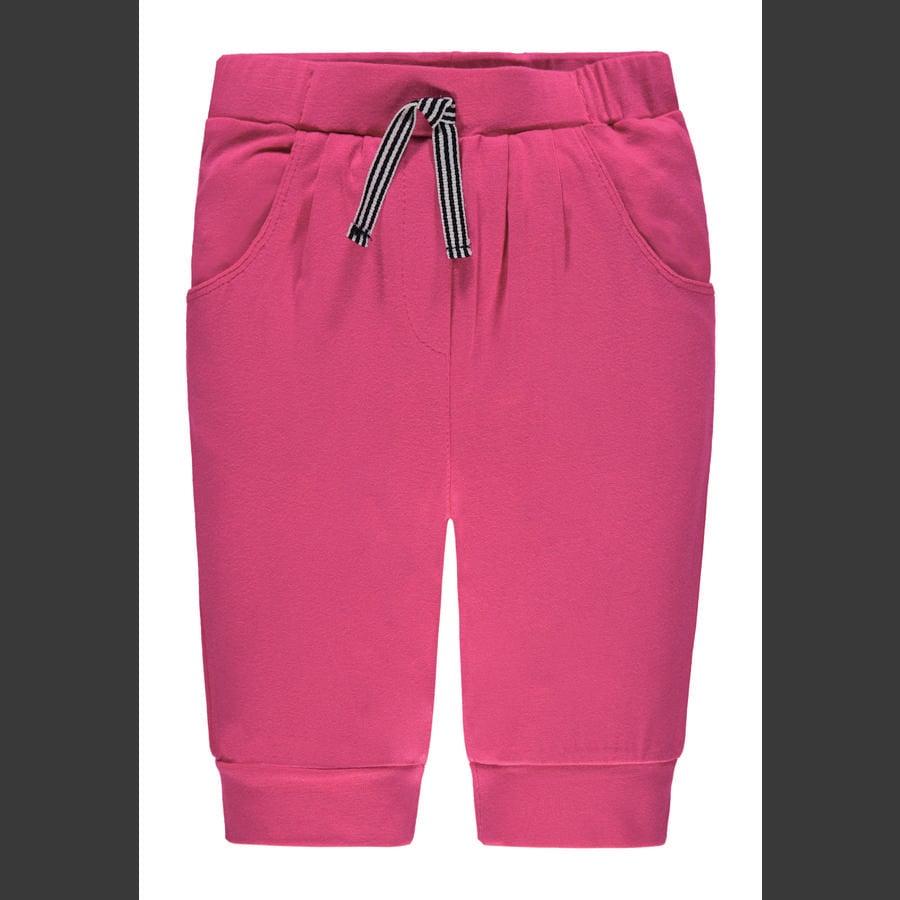 Steiff Girls Jogginghose 3/4 Länge, pink