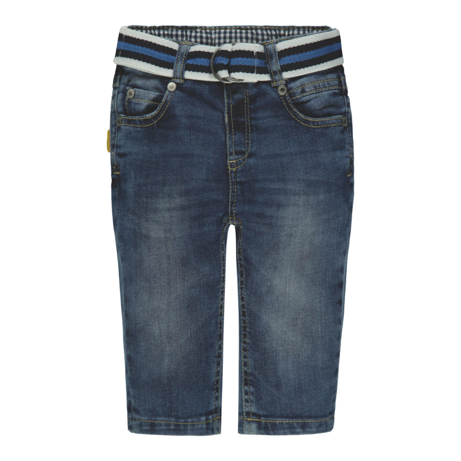 Steiff Boys Jeans mit Gürtel