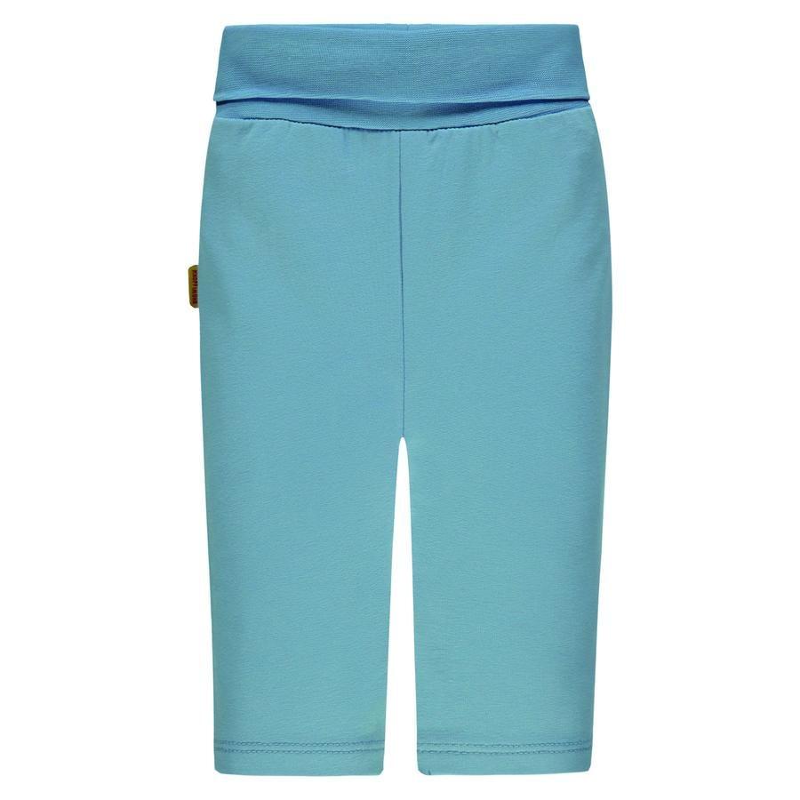 Steiff Girl s pantalones de chándal, azul