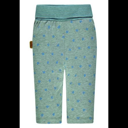 Steiff Leggings, grå/blå