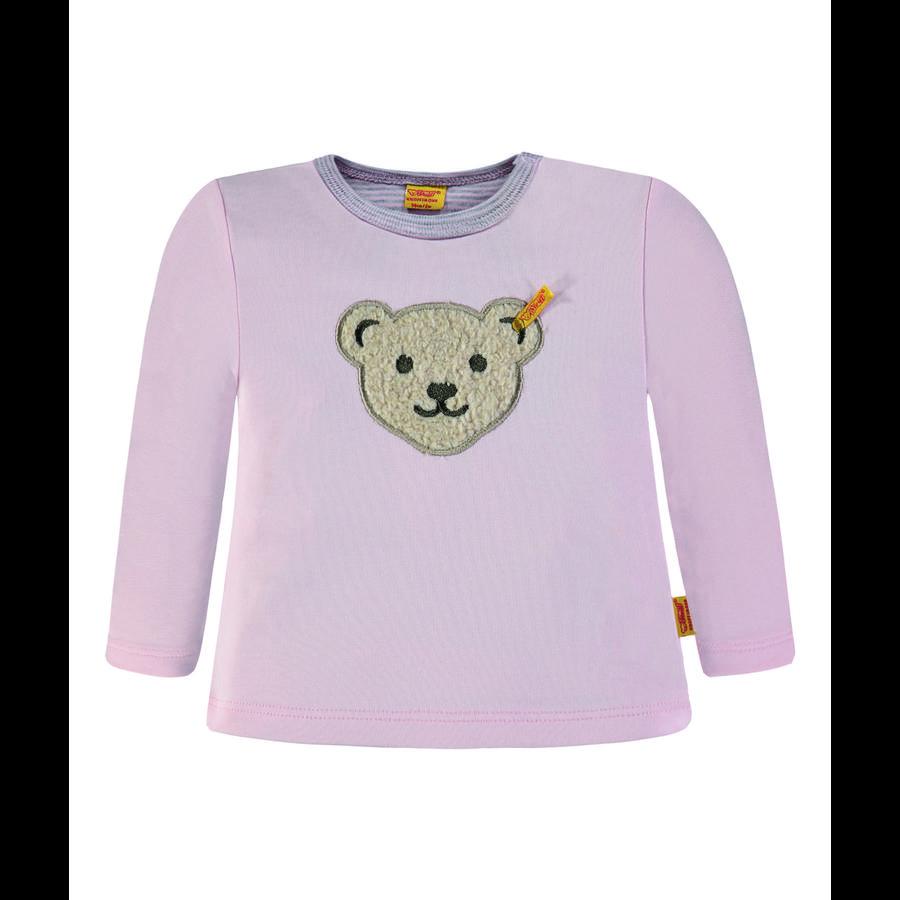 Steiff Girls Sweatshirt, ballerina rosa
